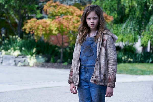 Firestarter: First Image From Blumhouse King Adaptation Revealed