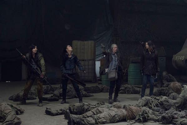 The Walking Dead Season 11 Preview Images: Maggie, Carol, Negan & More