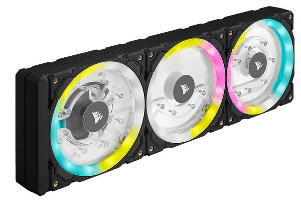 CORSAIR Unveils Hydro X Series XD7 RGB Cooling System