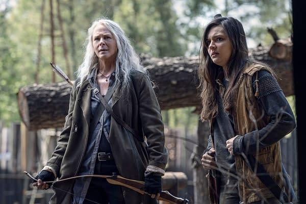 The Walking Dead Season 11 Images & Updates: Maggie, Negan & More