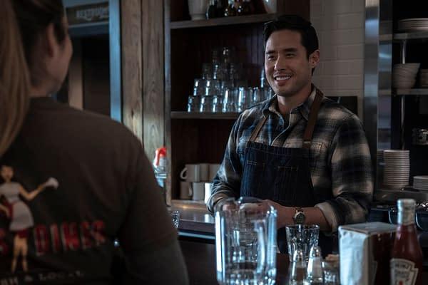 Kevin Can F**k Himself: Raymond Lee on AMC Series, Allison/Sam & More