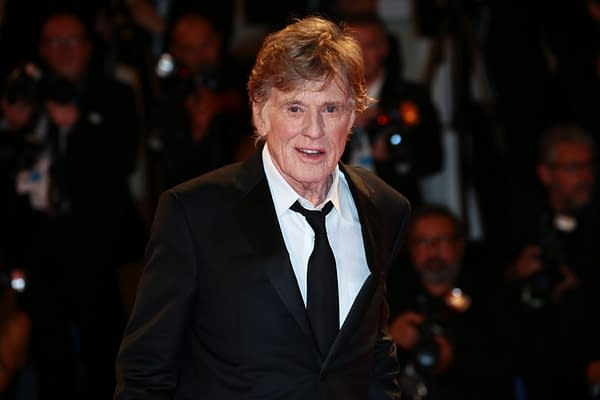 Venice, Italy. 01 September, 2017. Robert Redford walk the red carpet ahead of the 'Our Souls At Night' screening during the 74th Venice Film Festival (Matteo Chinellato / Shutterstock.com)