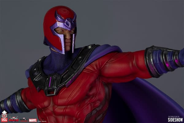Marvel Comics Magneto Will Reign Supreme With New PCS Statue