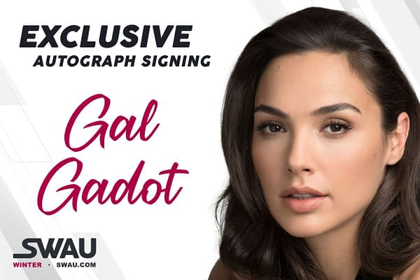CGC Running Private Signing Event For Your Comics, With Gal Gadot
