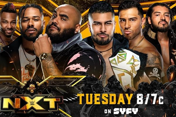NXT Recap- Did Dexter Lumis Win The Ability To Date Indi Hartwell?