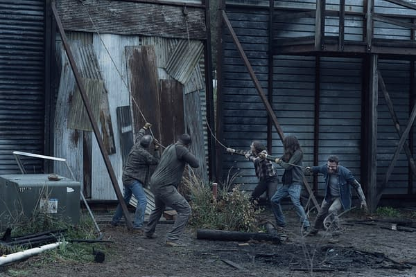 """The Walking Dead S11E03 """"Hunted"""" Gets Huge Preview Images Release"""