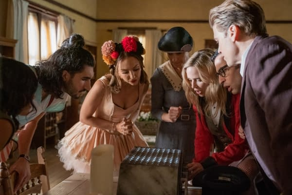 Legends of Tomorrow S07E01 Preview: Welcome to the Guggenheim Circus!