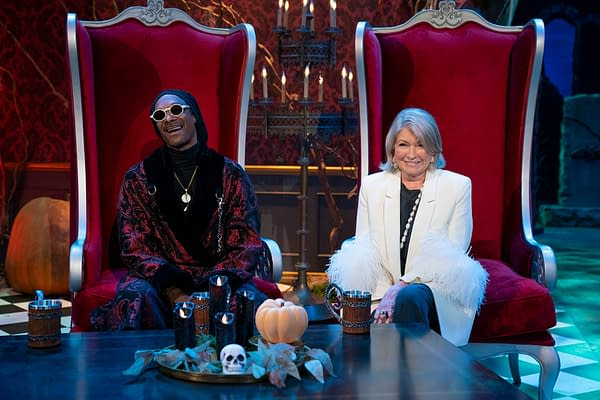 Snoop & Martha's Very Tasty Halloween: A October Special To Remember