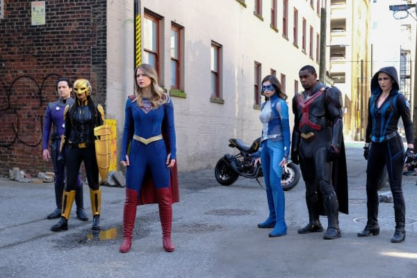 Supergirl S06: Azie Tesfai on Co-Writing Episode 12, Guardian & More