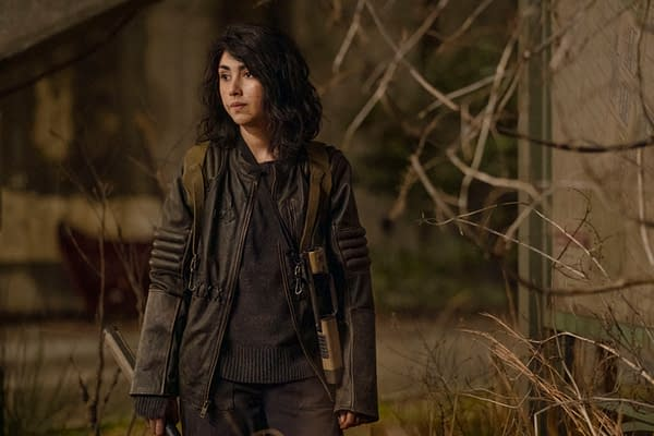 The Walking Dead: World Beyond S02 Images Preview The Road to War