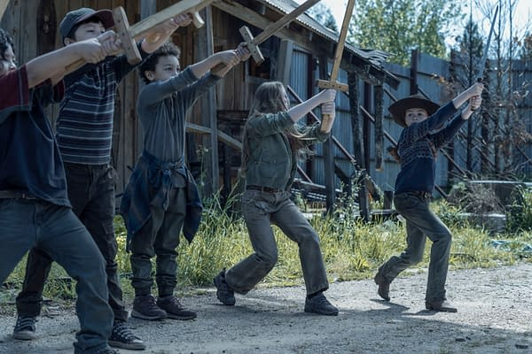 """The Walking Dead S11 """"Out of the Ashes"""" Review: The Future Starts Here"""