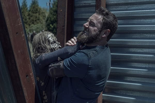 """The Walking Dead: AMC Releases Season 11 E05 """"Out of the Ashes"""" Promo"""