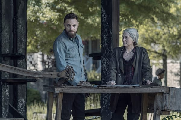 """The Walking Dead Season 11 """"On the Inside"""" Images, Preview Released"""