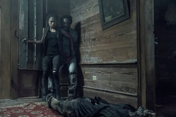 The Walking Dead S11E06 Review: Ridloff, Carroll & Horror for the Win