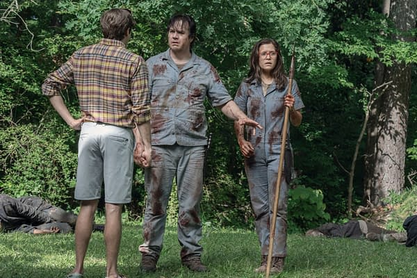 """The Walking Dead Shares Every S11E07 """"Promises Broken"""" Image Possible"""