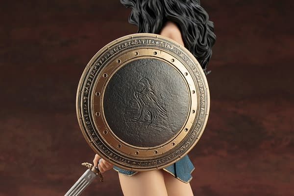 Kotobukiya Continues Their Hot Streak With New DCU Wonder Woman Statue
