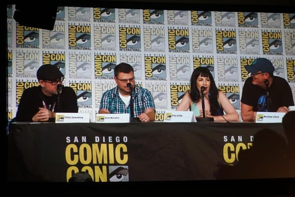 Family Fun At The LEGO Scooby Doo! Blowout Beach Bash SDCC Panel