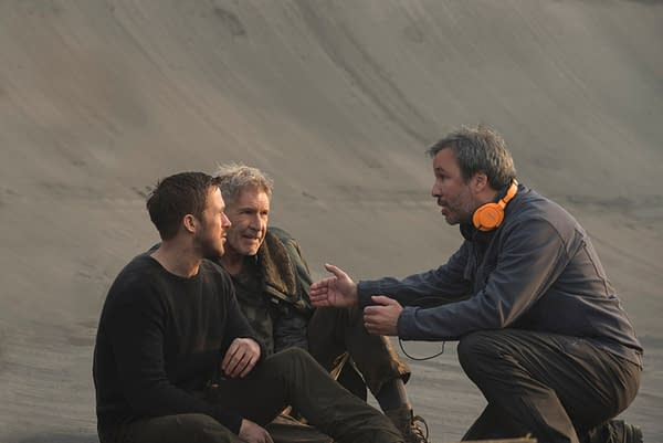 Blade Runner 2049 Director Addresses The Criticisms Of Women In The Movie