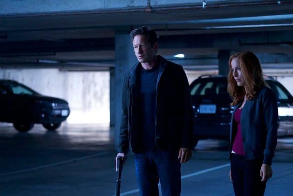 Join Us Tonight- We're Gonna Live Tweet X-Files Season 11 Episode 2