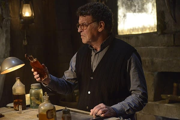 John Noble to Appear on The Blacklist as an Alibi Maker