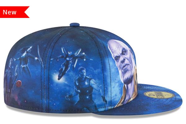 New Era Infinity War Collection 11