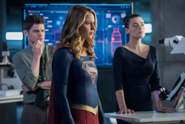 Supergirl Season 3: Can Lena Luthor Find a Cure for Reign?