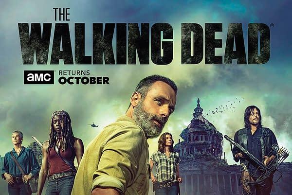 AMC Unleashes Walking Dead, FTWD, Preacher on SDCC 2018 – Official Promo Art
