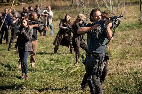 The Walking Dead Season 9 Updates: Road Trips, Resentment, Maggie's Baby, and Guns N' Roses