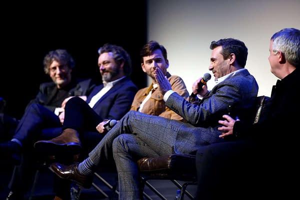 [SXSW 2019] David Tennant Talks 'Jessica Jones', Season 3 Absence, 'Good Omens'