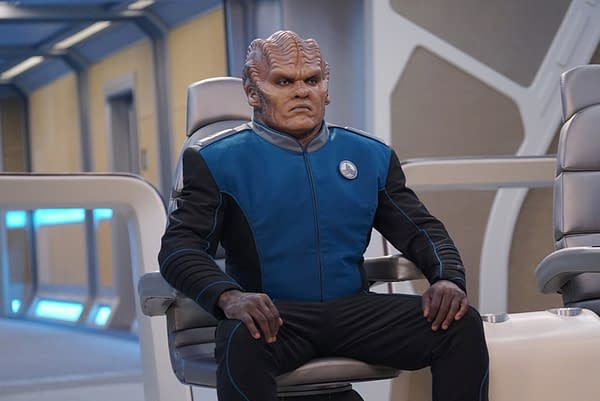 "'The Orville' Season 2 Episode 13: ""Tomorrow, and Tomorrow, and Tomorrow"" Wasn't Such a Wonderful Life [SPOILER REVIEW]"