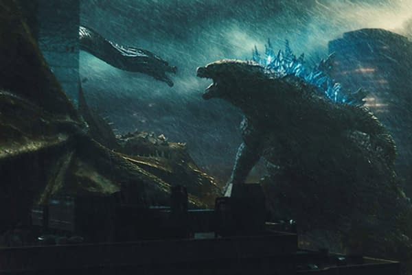 Meet the Titans from Godzilla : King of the Titans' in New Featurette