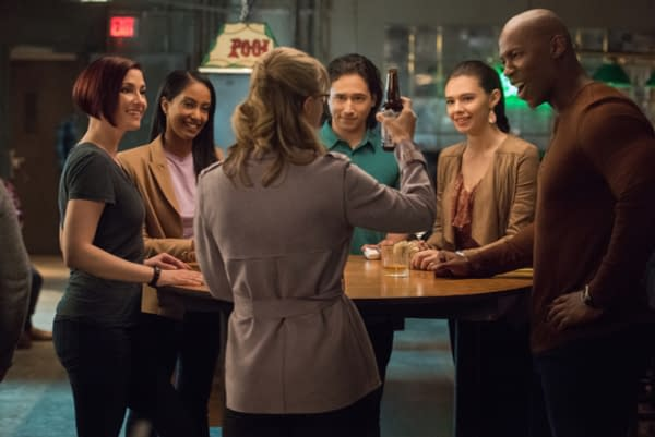 Supergirl S06: Azie Tesfai Excited for Kelly Fans to See What's Ahead