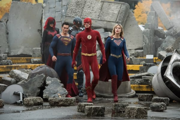 Superman & Lois Temp Removed from CW Sched; Supergirl Returns March 30