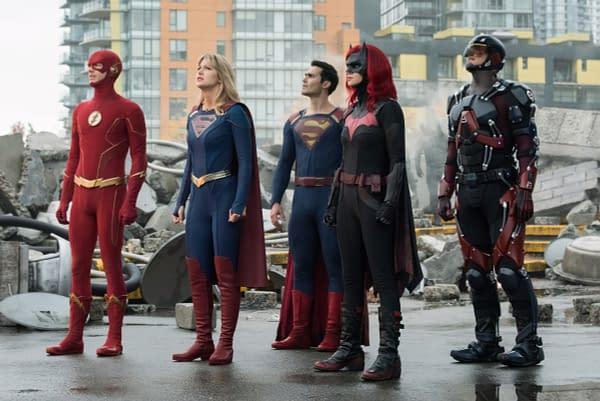 Superman & Lois Cast on Who Makes Their Superhero Dream Team Cut