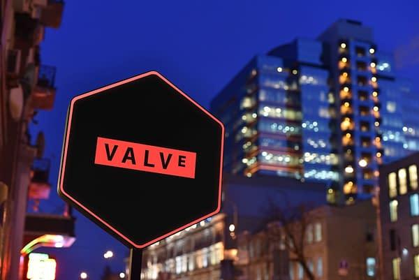 valve sign