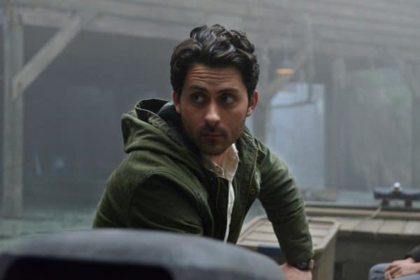 Swamp Thing Hijacks Arrowverse in Desperate Bid for Second Season