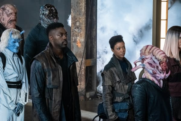 Star Trek: Discovery: CBS All Access Releases Season 3 Premiere Images