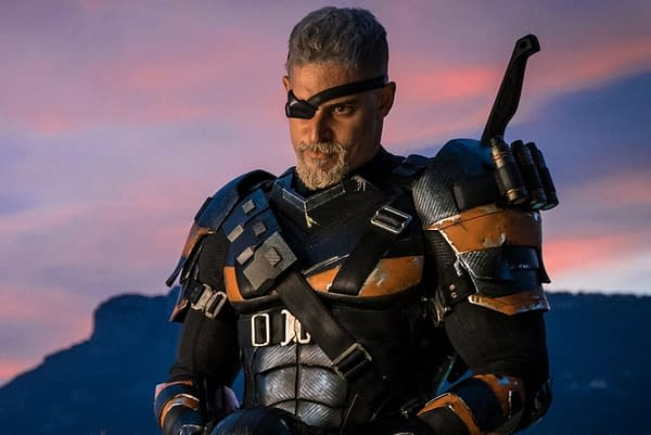 Zack Snyder's Justice League Adds Joe Manganiello's Deathstroke