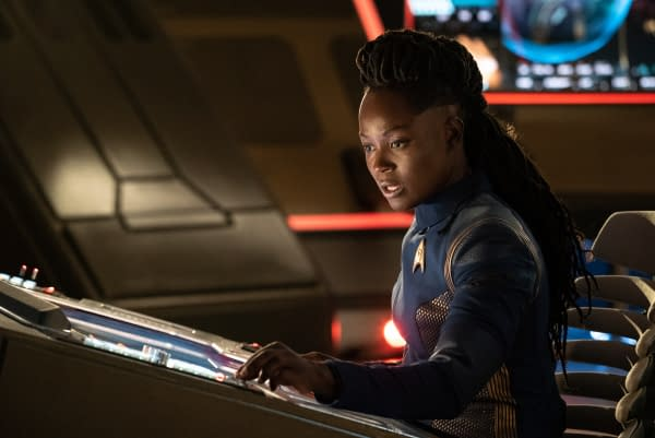 Star Trek: Discovery Season 3 Preview: Saru & Tilly Search for Burnham