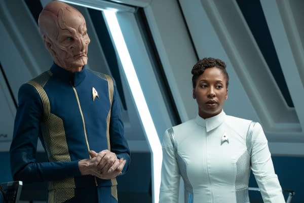 "Star Trek: Discovery ""Forget Me Not"" Review: Adira Goes on Trill Ride"