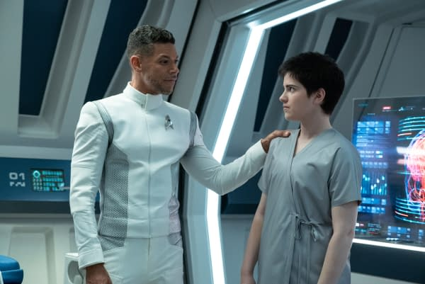 Star Trek: Discovery Season 3 Preview: Burnham, Adira Look for Answers