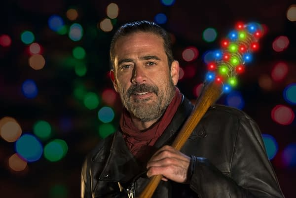 The Walking Dead held a holiday special for fans. (Image: AMC Networks)