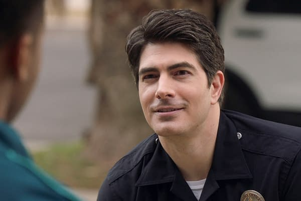 The Rookie Season 3 In Justice Preview: Brandon Routh Joins the Force