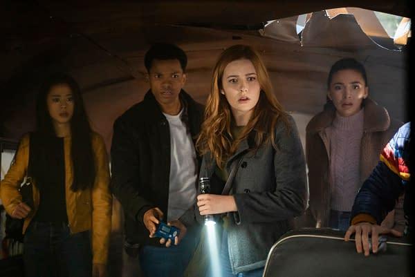 Nancy Drew Season 2 Preview: The Drew Crew Offers an Aglaeca Recap