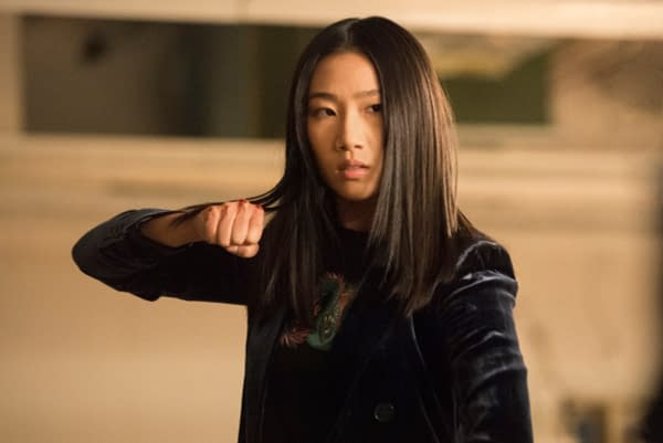 """Kung Fu Trailer: Nicky Needs to Be a """"Warrior"""" to Save Her Hometown"""
