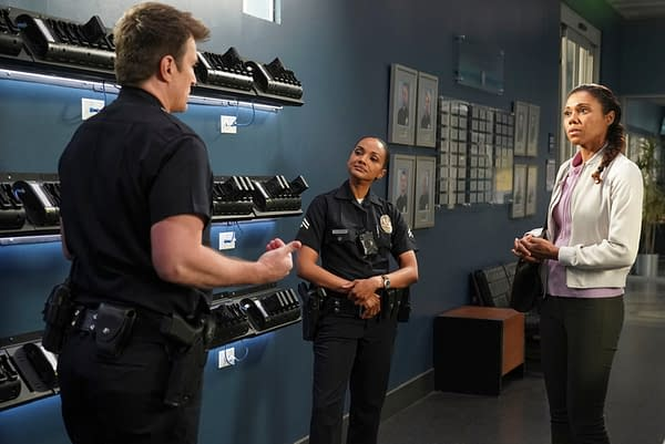 """The Rookie S03E09 Preview: """"Amber"""" Alert Finds Team Racing the Clock"""