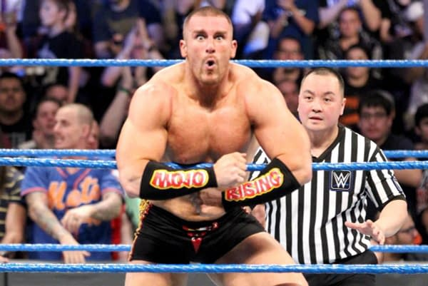 Mojo Rawley Makes It An Even Ten As WWE's Latest Release Today