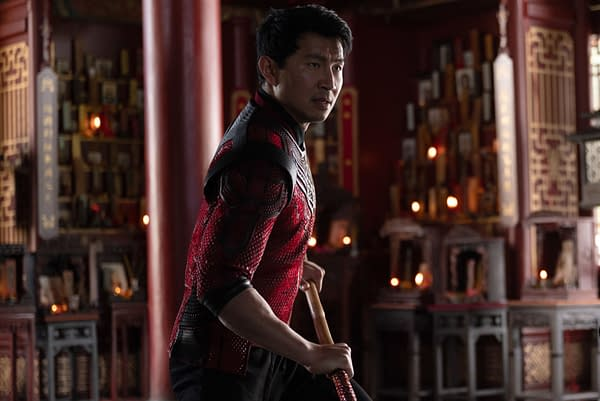 """Shang-Chi Star Simu Liu Calls For Support, Says They Aren't An """"Experiment"""""""