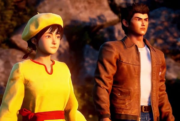 Shenmue 3 Now Has an Ending That Options a Sequel