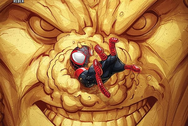 Spider-Man #238 cover by Patrick Brown